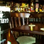 A delicious Tetleys Mild at the Ings