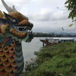 Perfume River Tour on Dragon Boat