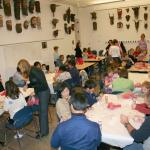 Family Days and other programs offer hands-on art activities for families.