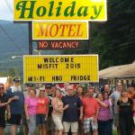 A Holiday Motel Foto