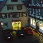 Ochsen Post Foto