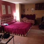 Acogedor hotel de Sierra Nevada