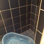 Espace de la douche