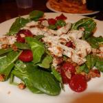 Chicken walldorf salad