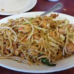 Stir Fry Noodles with Chicken