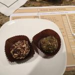 truffles and wine list