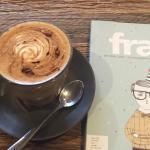 Coffee & magazines