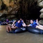 enterance of pindul cave