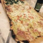 Pizza davvero squisita!!! Complimenti!