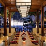 Asado - Argneinte Grill - Terrace Seating overlooking The Dubai Fountain