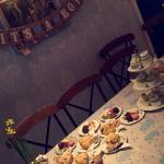 Had a lovely day at the cosy cafe for my friends baby shower... Perfect venue!