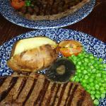 Yet another top steak....