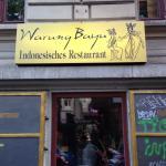 Außenansicht des Restaurants