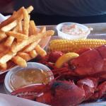 Yankee Lobster resmi