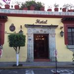 Photo de Hotel Oaxaca Real