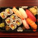 Mixed Sushi Selection