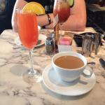 Blood Orange Mimosa :)