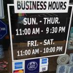 Their Hours