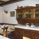 Frühstücksraum und zusätzlicher Aufenthaltsraum