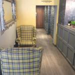 Clean facilities, great decor.
