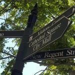 Victoria Park, directions through our city