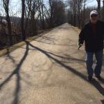 Trail section from Millersburg to Killbuck in February