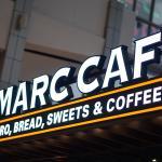 ป้ายร้าน ST. MARC CAFE