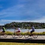 Ride along the Tamar Estuary