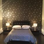 Schlafbereich Junior Suite 2. Etage