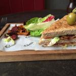 Great Club Sandwich