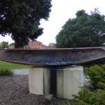 Sulphur Lake Sculpture Trail,( Continuum by Will Ngakuru )
