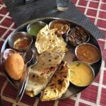 Rajastani Thali