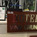 Vinh Chung Hotel Foto