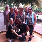 Asafatas irlandesas llegaron a tierra cubana para disfrutar de la Salsa!