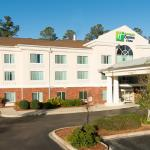 Holiday Inn Express Walterboro South Carolina