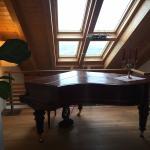 Piano first floor