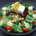 Our Signature Mediterranean Salad