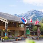 Welcome to the Banff Park Lodge!