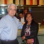 My wife Bernie and friend, Jim Grzella