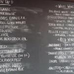 Impressive Beer / Wine Menu at Red House (West) Location