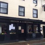 Devon & Cornwall Inn resmi