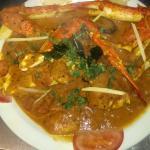 Crab Masala