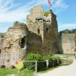 Chateau de Talmont-Saint-Hilaire