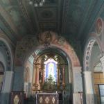 Altar da Igreja matriz de Jarinu