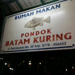 A must try es chendol.😋 @Pondok Batam Kuring.