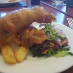 $10 lunch fish and chips