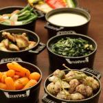 Ninth Gate Food B