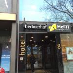 Berliner Hof Hotel Foto