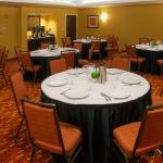 Meeting Room Banquet Setup