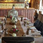 The Cook & Barker Inn Restaurant Photo